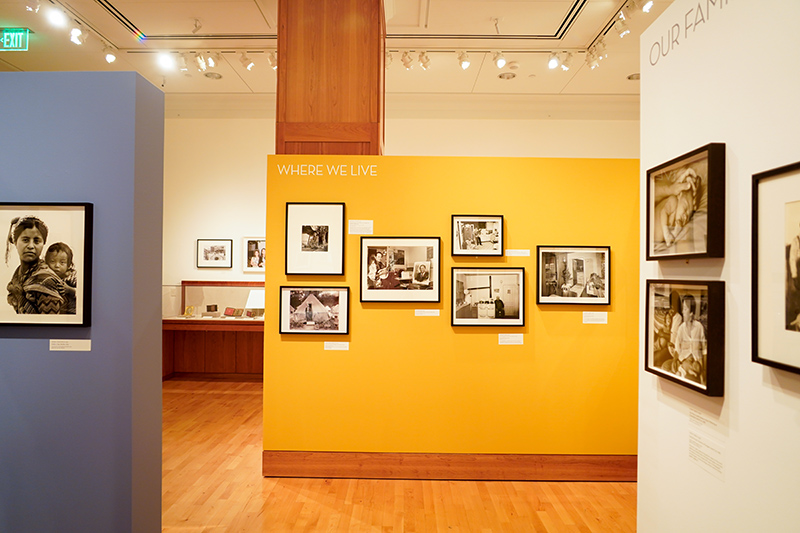 """""""Facing West: Camera Portraits from the Bancroft Collection,"""" in November 2018"""