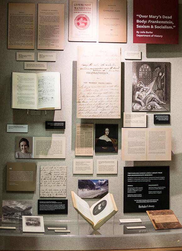Over Mary's Dead Body: Frankenstein, Sexism & Socialism in November 2018.