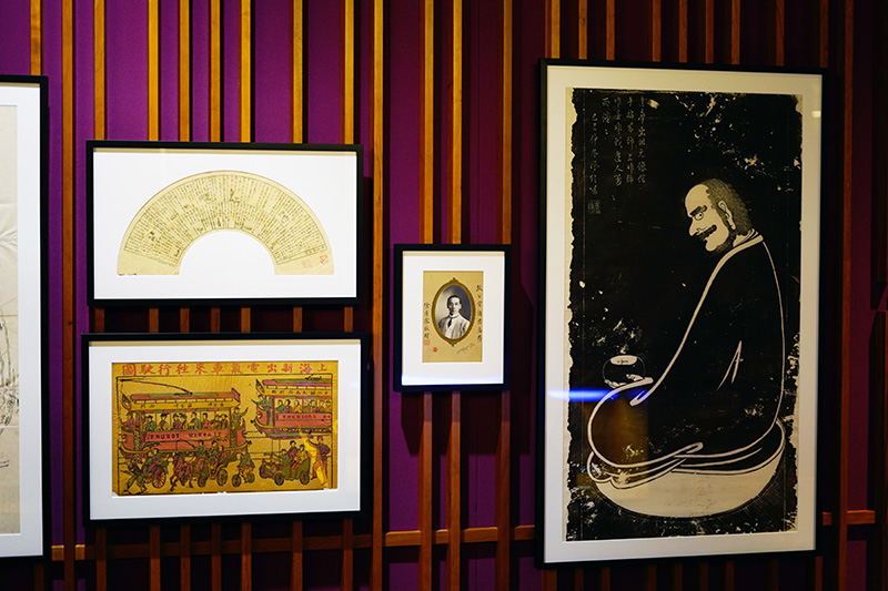 An exhibit highlighting important pieces in the EAL collection in May 2018