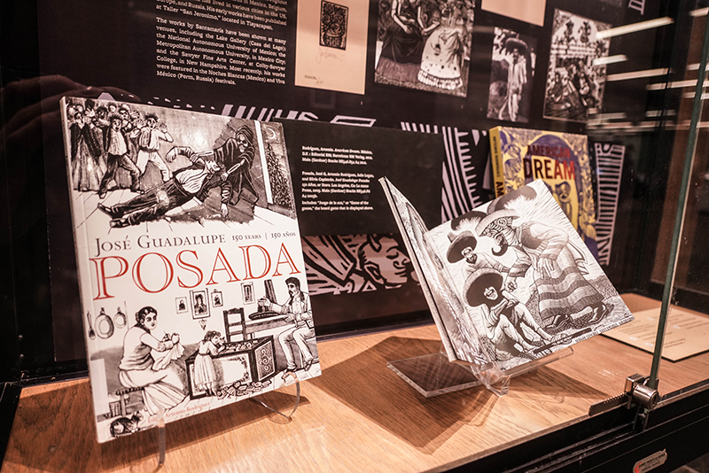 """""""Illustrating Mexico One Engraving at a Time: The Art of Jose Guadalupe Posada"""" exhibit in February 2019"""