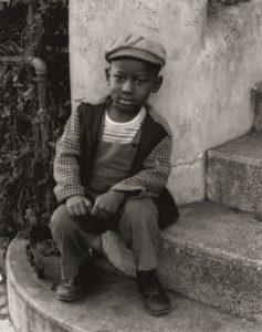 Photo of small boy