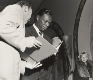 Photo of Nat King Cole
